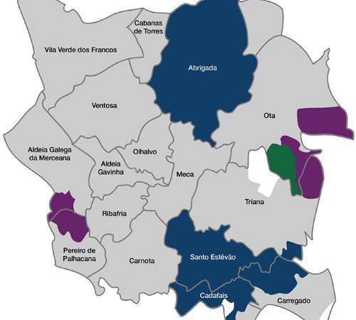 Como estão a reagir as freguesias do concelho de Alenquer