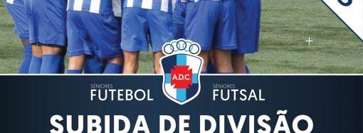 AF Lisboa decreta subidas de divisão: AD do Carregado entre os promovidos