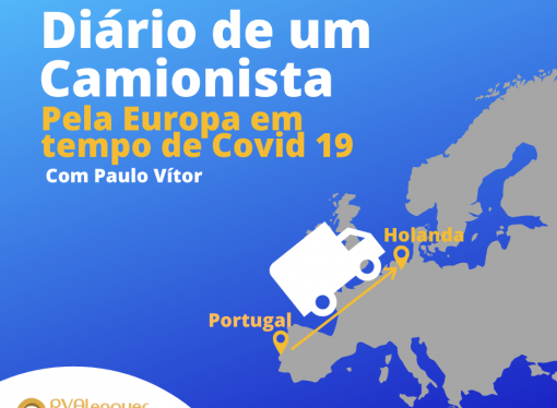 DIÁRIO DE UM CAMIONISTA