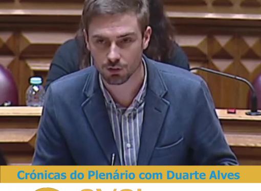 Crónicas do Plenário