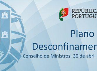 Governo anuncia datas, medidas e condições do desconfinamento