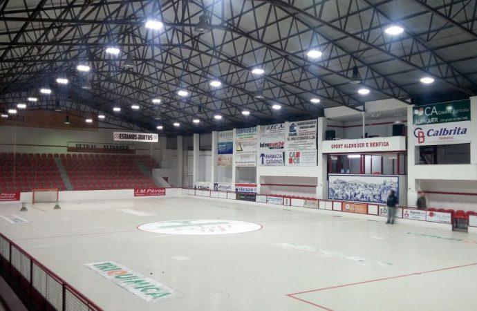 Alenquer e Benfica e Hockey de Sintra reataram relações