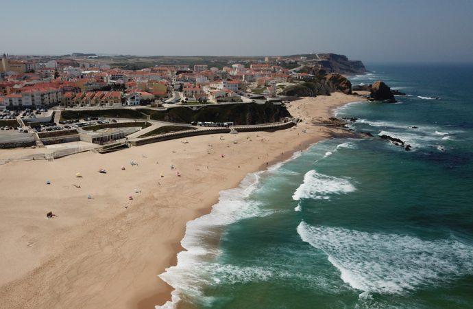 Torres Vedras: 20 KM de praias limpas