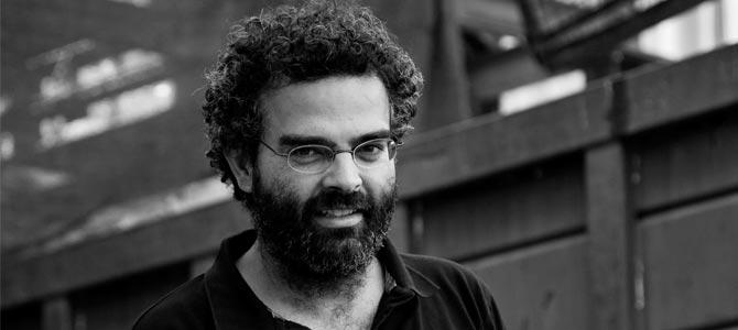 Gonçalo M. Tavares inicia Peregrinação Literária