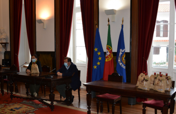 Alenquer distinguiu trabalho de profissionais de saúde e agentes da Proteção Civil no combate à Covid-19