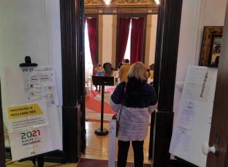 Presidenciais 2021: votaram 93,8 por cento dos inscritos para o voto antecipado em Alenquer
