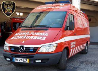 Um morto e um ferido em acidente de trabalho em Vila Verde dos Francos