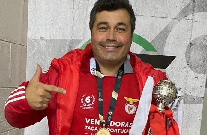 Pedro Henriques candidato a melhor treinador do mundo
