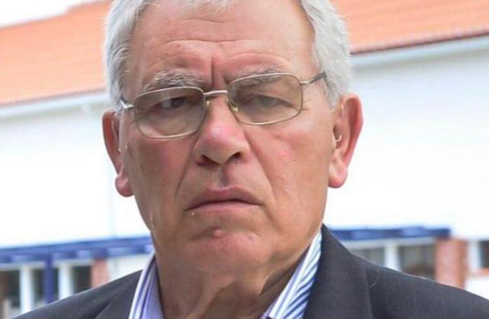 Arsénio Carvalho faleceu vítima de Covid-19