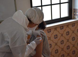 Lares de Alenquer começam a receber segunda dose da vacina contra a Covid-19