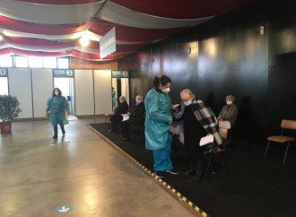 Alenquer: 240 pessoas vacinadas esta quinta-feira