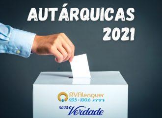 35,62% da população alenquerense votou até às 16h