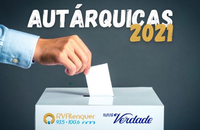 DEBATES AUTÁRQUICAS 2021 | U. F. DE ALENQUER