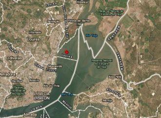 Sismo de magnitude 3.4 sentido na região de Lisboa