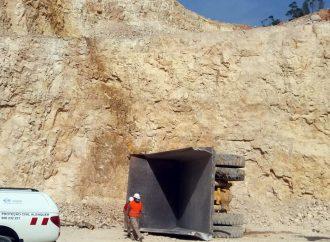 Homem de 55 anos morre na sequência de acidente em pedreira de Alenquer