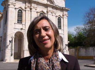 Fernanda Magalhães é a candidata do CDS à Assembleia Municipal de Alenquer