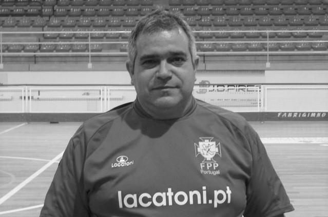 Morreu o treinador alenquerense Rafael Oliveira