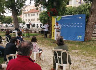 Ernesto Ferreira apresentado oficialmente como candidato pela CDU