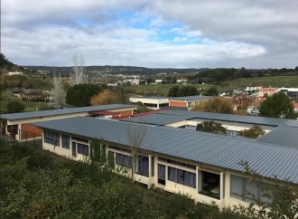 Remoção de amianto nas escolas do concelho começa em Junho
