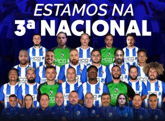 Futsal do Carregado sobe à III Divisão Nacional