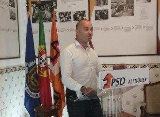 Hugo Santos é o candidato do PSD à Freguesia de Alenquer