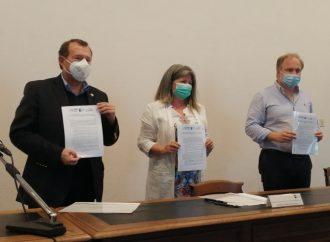 CIM do Oeste, Lezíria do Tejo e Médio Tejo querem constituição da NUTS II