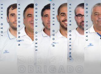 Sérgio Ricardo deixa equipa sénior da ADC