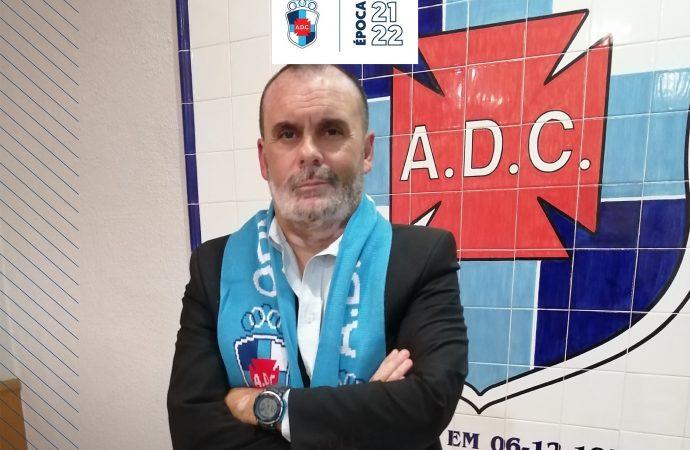 Francisco Matias é o novo treinador do Carregado