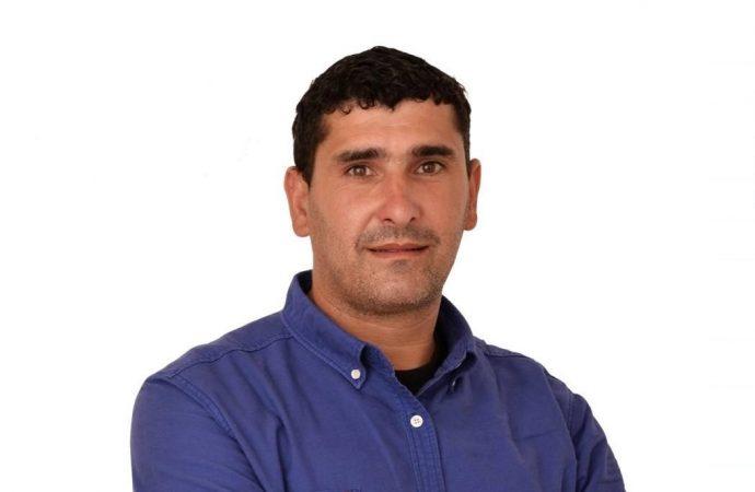 Ricardo Martinho é candidato do CHEGA em Santana da Carnota