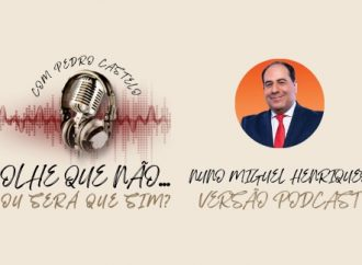 OLHE QUE NÃO… OU SERÁ QUE SIM? – #4 Nuno Miguel Henriques