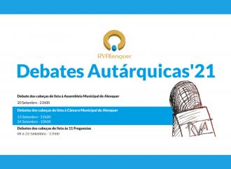 Faltam 20 dias: RVA prepara cobertura inédita às Autárquicas'21