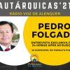 Pedro Folgado I 1.ª Entrevista Pós-Autárquicas
