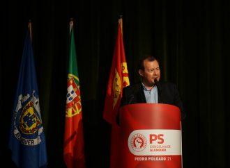 PS reforça maioria na Câmara de Alenquer