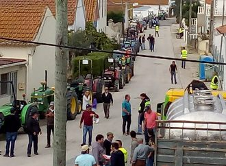 Vila Verde dos Francos recebe 3º Passeio de tratores